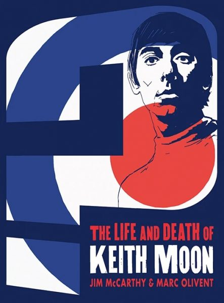 Keith Moon graphic novel