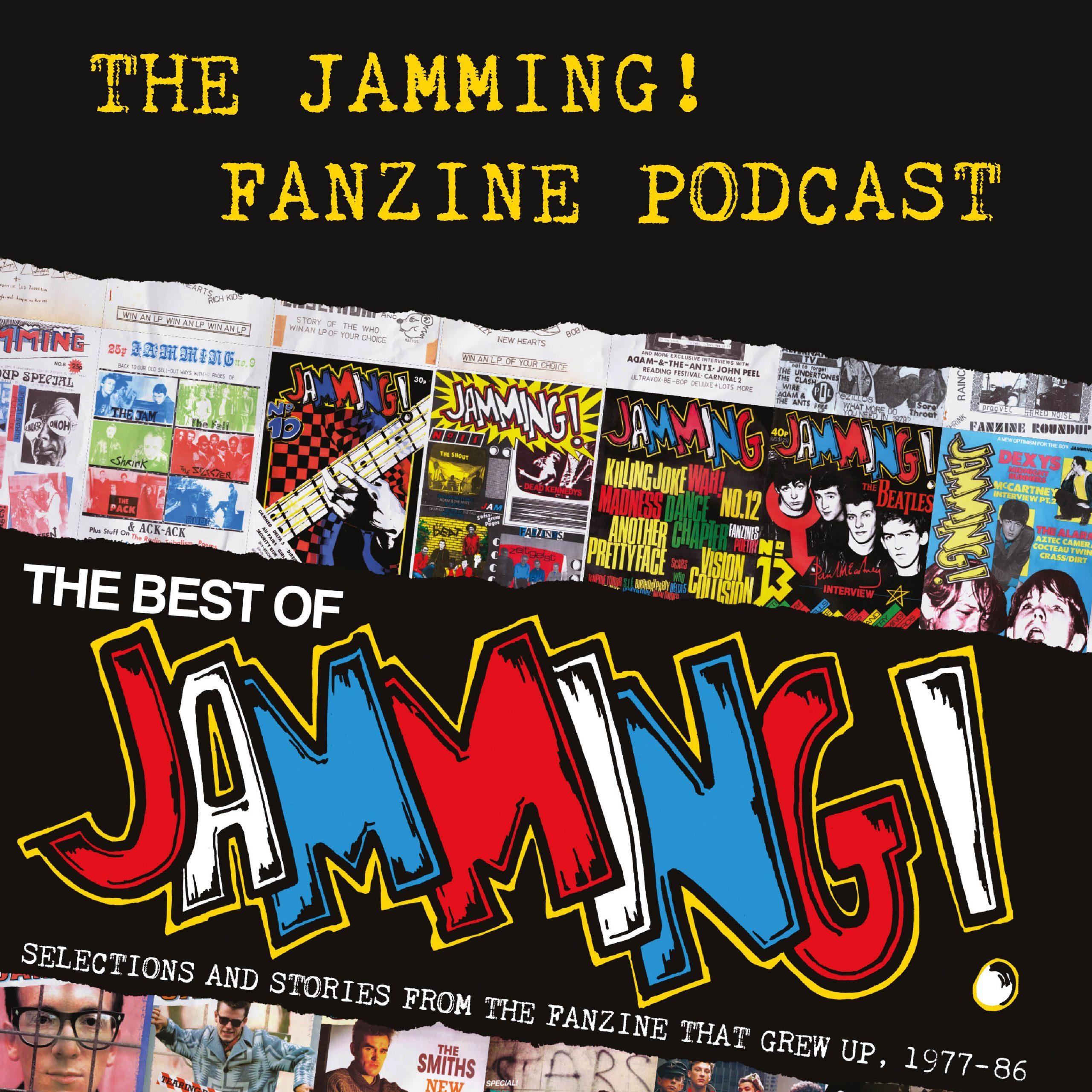 Jamming podcast cover photo v4
